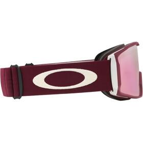 Oakley Line Miner Gogle zimowe Mężczyźni, grey/prizm hi pink